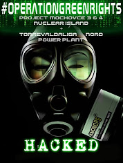 Anonymous #Leaks Mochovce Nuclear Power Plants