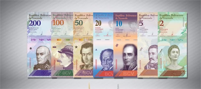 Nuevo cono monetario y reconversión monetaria Gaceta Oficial 41.366