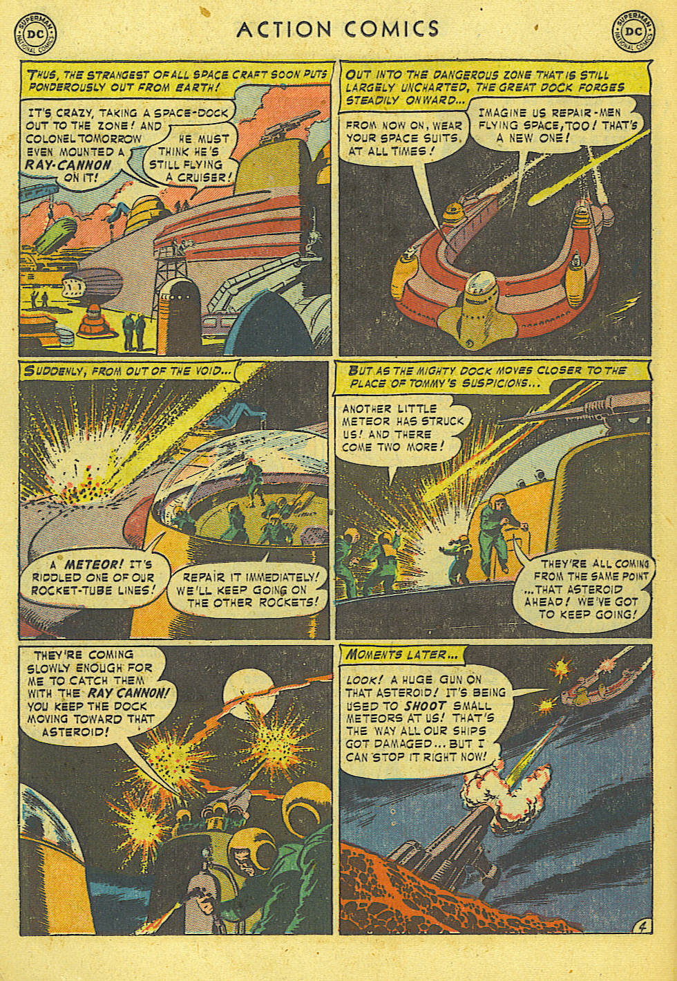 Read online Action Comics (1938) comic -  Issue #168 - 18