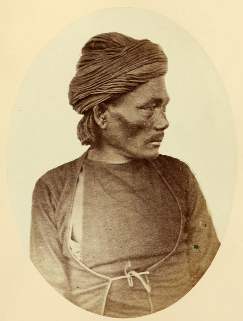 Kachari, Tibetan Origin - Assam, c1860's