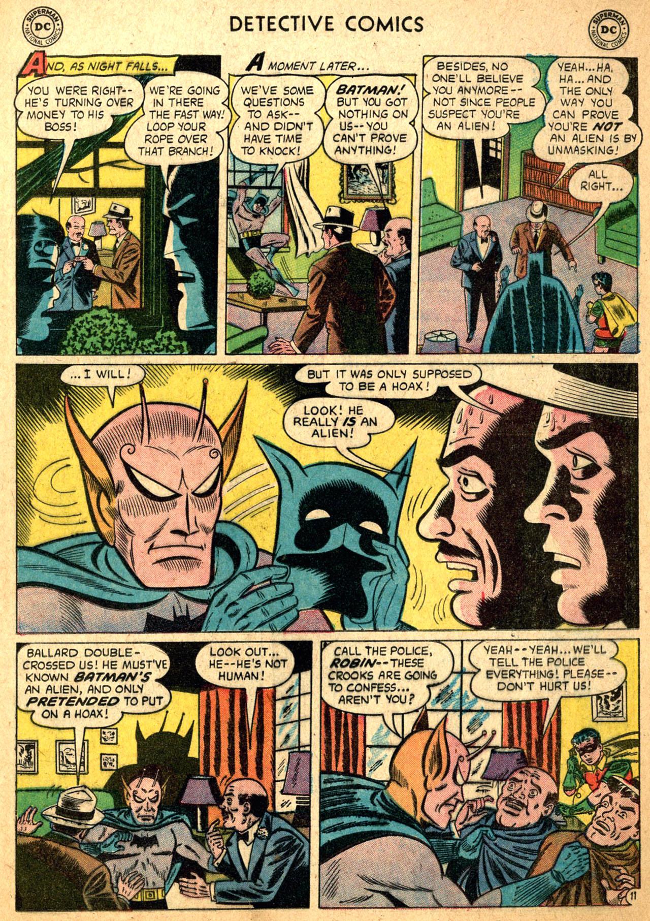 Detective Comics (1937) 251 Page 12
