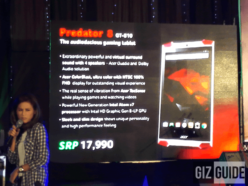 Yes, The Sleeping Giant Is Awake, Acer Philippines Just Unveiled A Barrage Of Products With Fantastic Pricing!