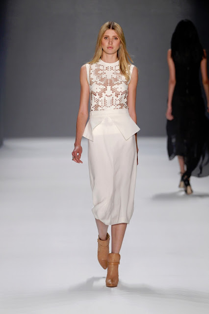 Cool Chic Style Fashion - Kaviar Gauche Mercedes-Benz Fashion Week Spring 2013
