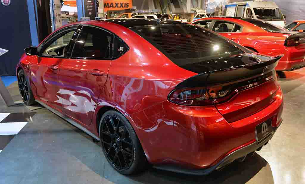 2017 Dodge Avenger Release Date And Price