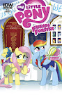 My Little Pony Friends Forever #18 Comic Cover A Variant