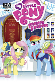 MLP Friends Forever #18 Comic