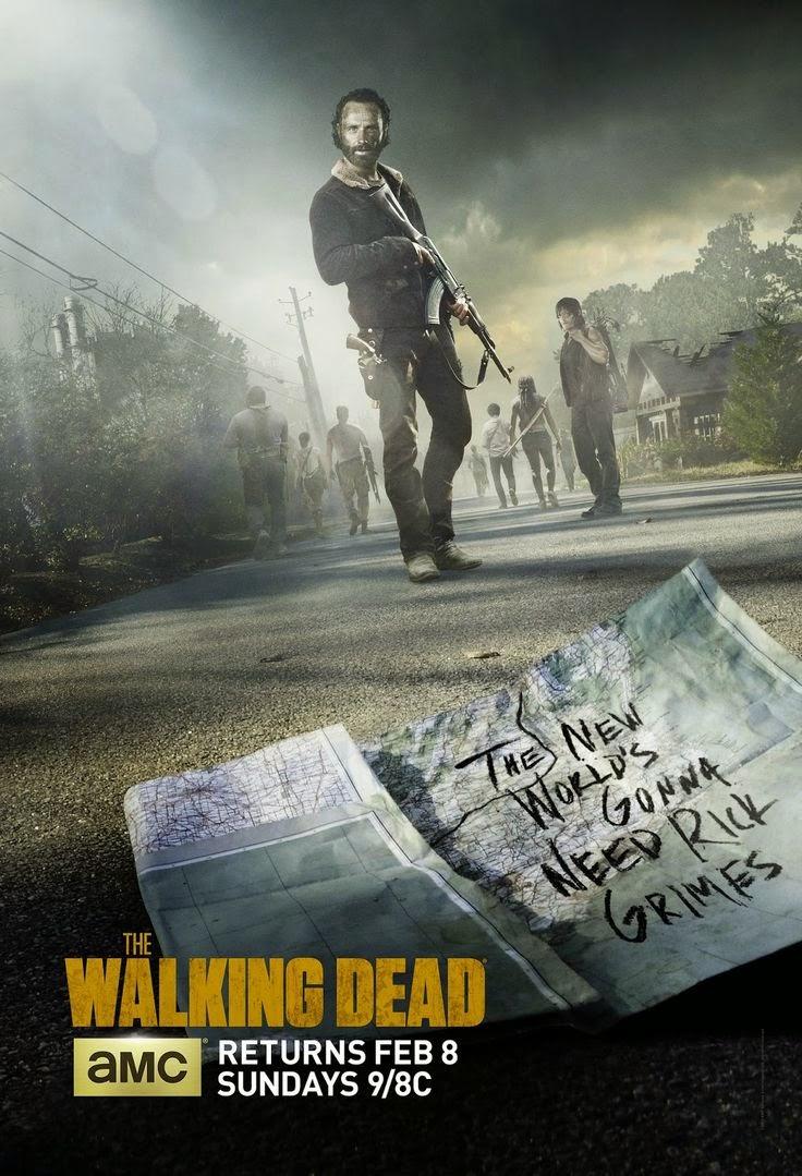 The Walking Dead Season 5 ล่าสยอง ทัพผีดิบ ปี 5 Ep.1-16 [HD][พากย์ไทย]