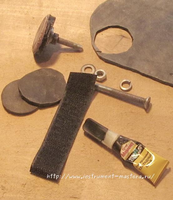 как сделать самодельную шлифовальную насадку к бормашинке