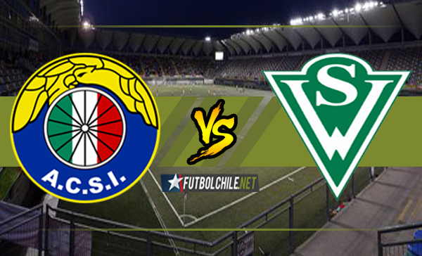 Audax Italiano vs Santiago Wanderers