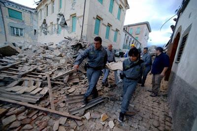 Se eleva la cifra de muertos Terremoto Italia