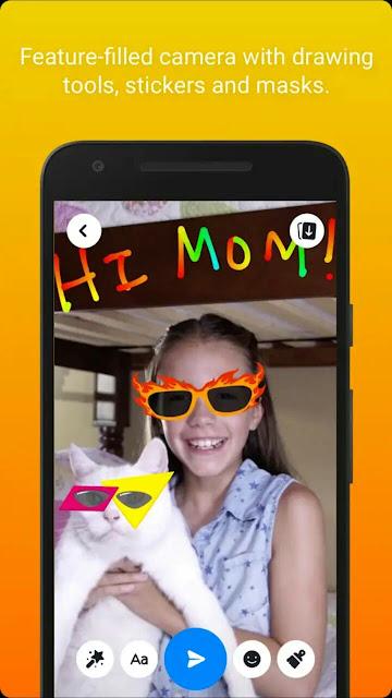 Messenger Kids Sticker