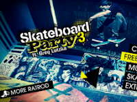 Skateboard Party 3 Greg Lutzka v1.0.5 (Unlimid Money) Data + Mod Apk For Android