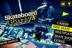 Skateboard Party 3 Greg Lutzka v1.0.5 (Unlimid Money) Data + Mod Apk For Android