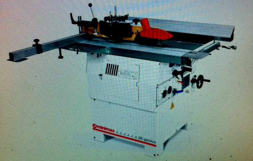 Jeremy Broun FSD-C: Death of the small combination machine