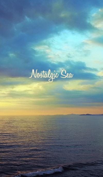 Nostalgic Sea