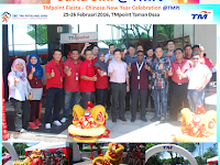 TMpoint Fiesta - Chinese New Year Celebration, TMpoint Taman Desa