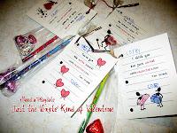 Write kind of valentines