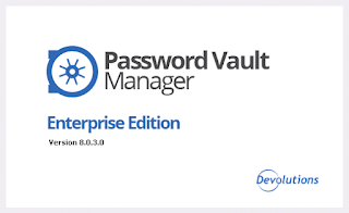 Password Vault Manager Enterprise 8.0.3.0