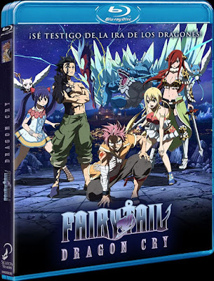 FAIRY TAIL DRAGON CRY.
