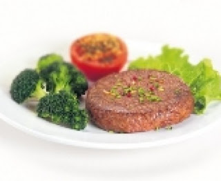Simple and tasty soy steak