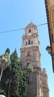 Yksikätinen Malagan katedraali