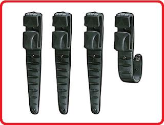 Petzl crochlamp HEADLAMP CLIPS E04350
