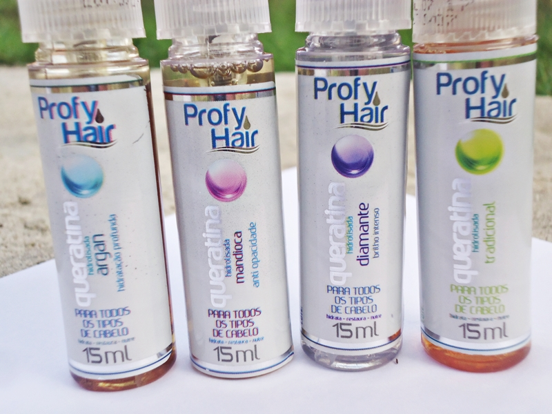 Queratina Hidrolisada Profy Hair