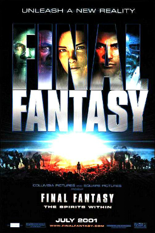 Final Fantasy: The Spirits Within [2001] [DVDR] [NTSC] [Latino]