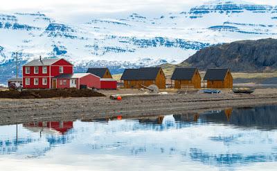 Une semaine dans le nord et l'est de l'Islande