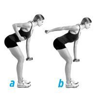 giảm béo bắp tay và vai