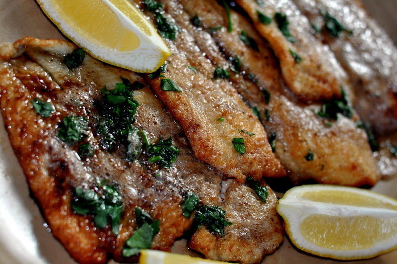 Flounder Fish Recipes Dinners