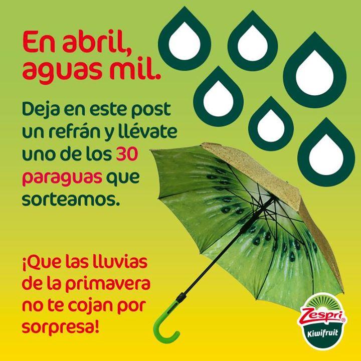 muestras gratis paraguas