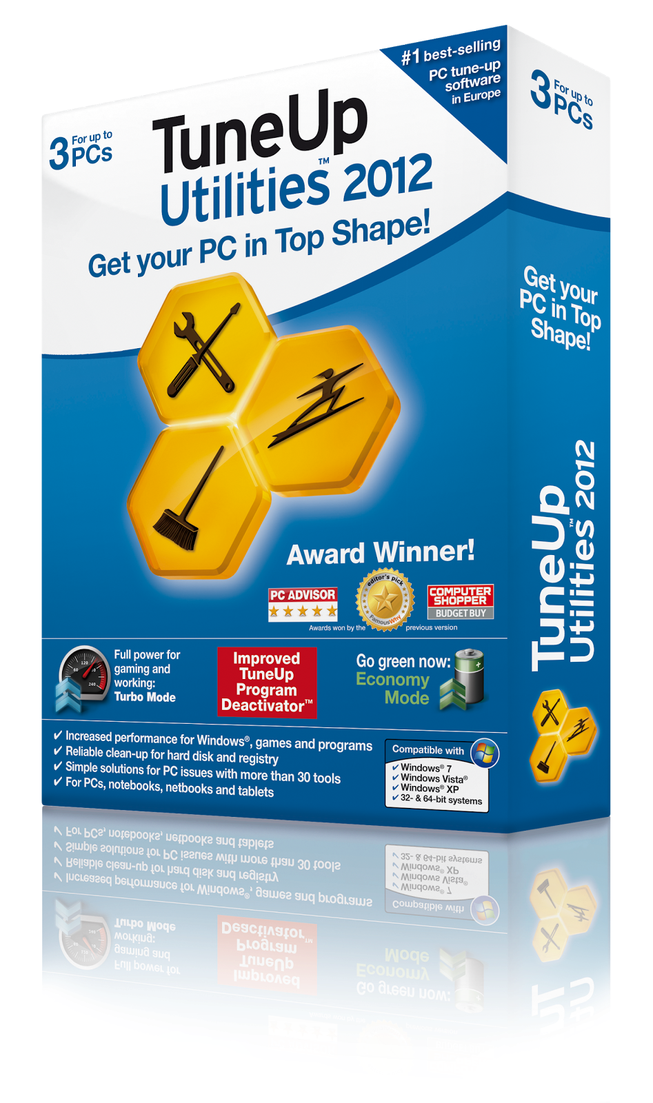 Free Download Tuneup Utilities 2012 Full Version With