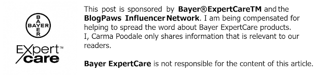 This post has been sponsored by Bayer Expertcare
