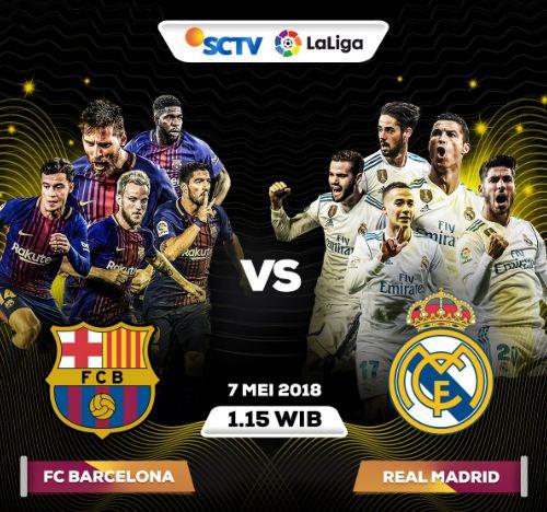 Barcelona vs Real Madrid - El Clasico
