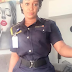 """MPNAIJA GIST:""""Next time you see our fire truck and don't pull over, remember it could be your house on fire""""- Sexy Nigerian female firefighter"""