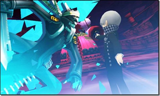 Persona Q - Shadow of the Labyrinth UNDUB CIA ~ 3DS Hackz
