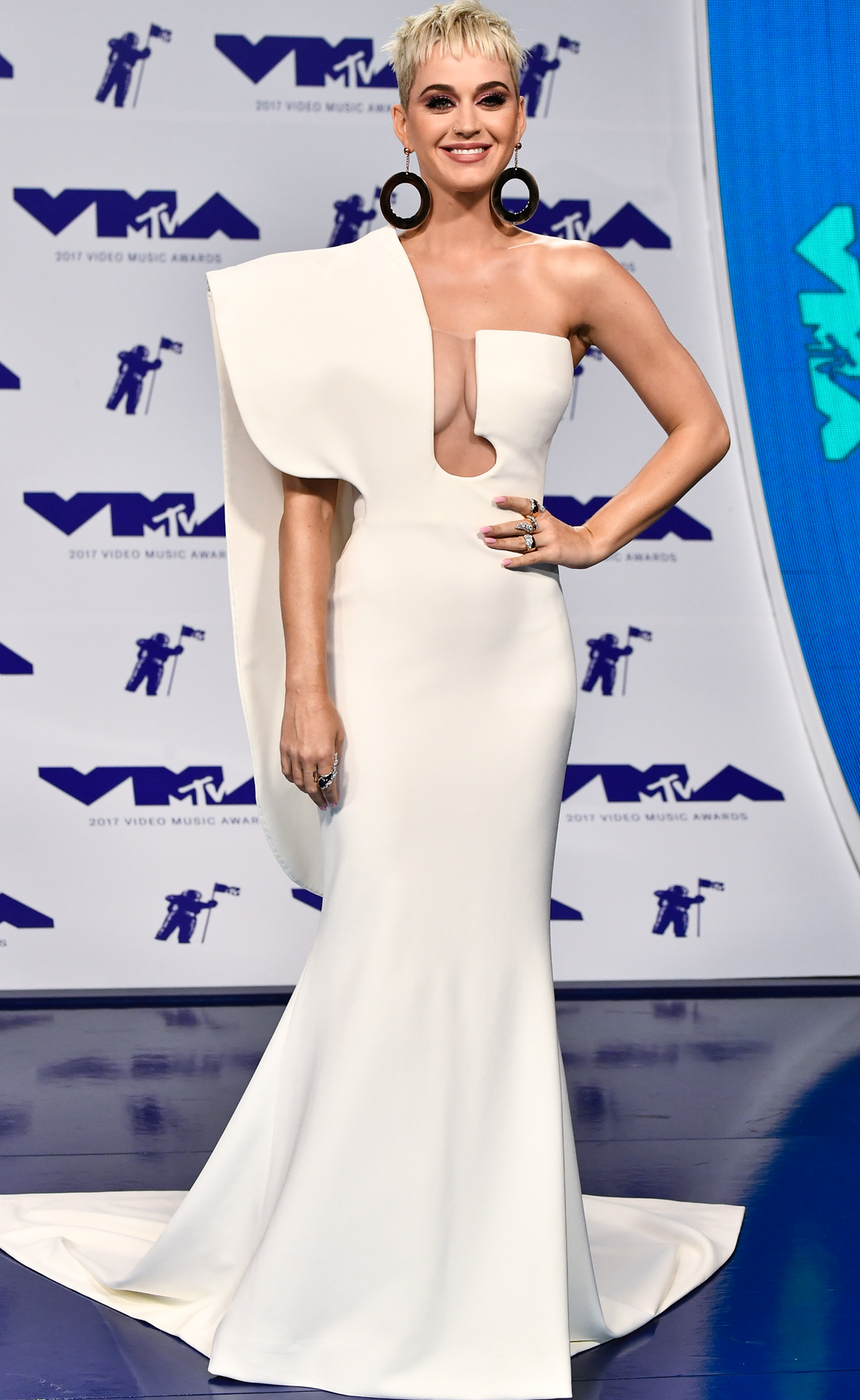 Katy Perry 2017 MTV VMA's
