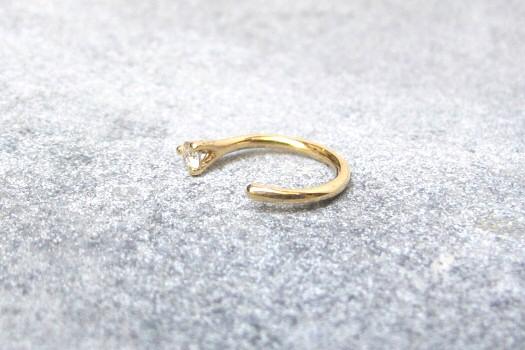 Boucle solo diamant Sansoeurs bijoux