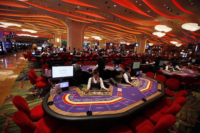 A Casino in Singapore
