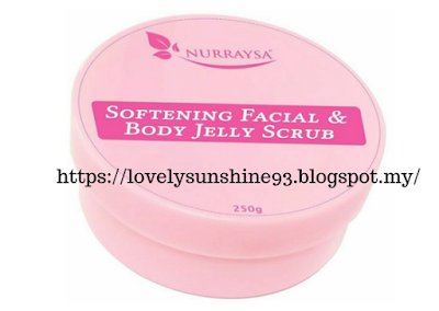 Softening Facial & Body Jelly Scrub