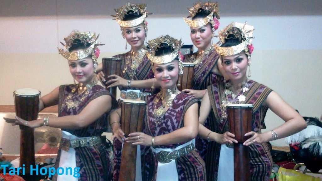 Nusa Tenggara Timur: Tebe O Nana (lirik & chord + not angka)