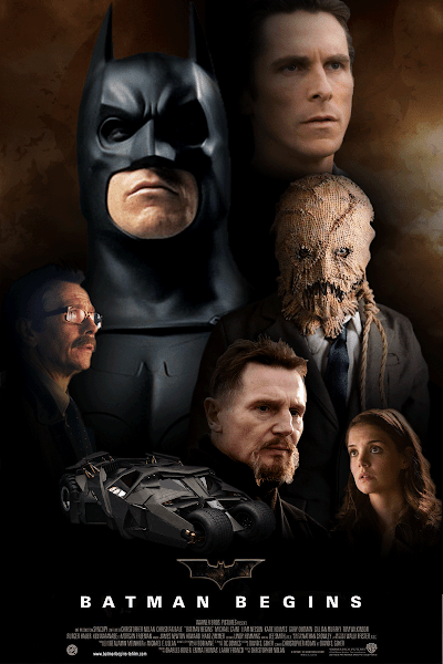 Batman Begins (2005) Dual Audio 720p BluRay [Hindi-English] ESubs 1.2GB