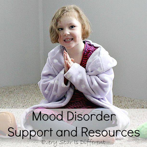 Mood Disorder Support and Resources