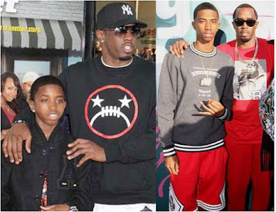 Diddy's son Christian is all grown up (photos)