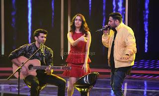 Shraddha Kapoor Badshah Aditya Roy Kapoor promoting Ok Jaanu on Dil Hai Hindustani Tv Show