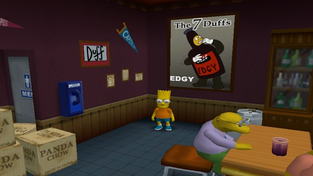 Download The Simpsons Hit & Run PC Games