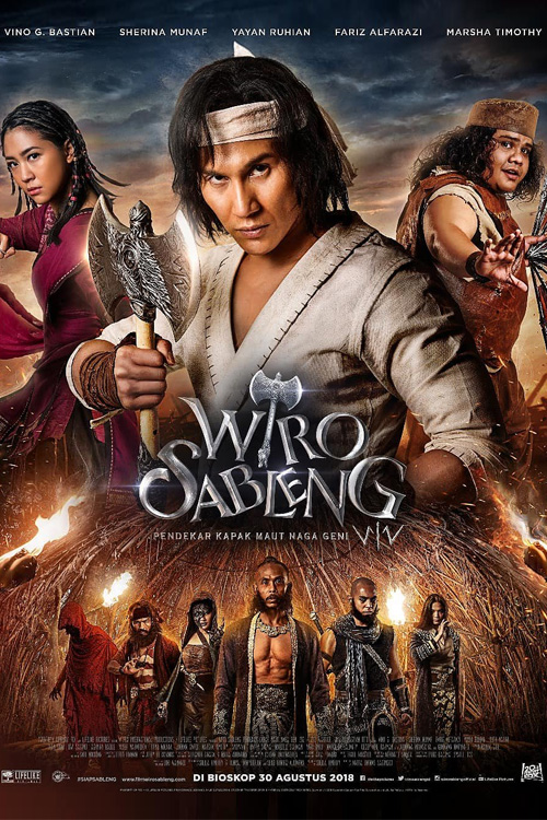 Download Film Wiro Sableng: Pendekar Kapak Maut Naga Geni 212 (2018) Full Movie Indonesia