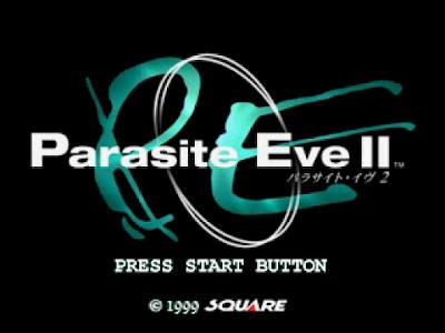 【PS】寄生前夜2中文版+圖文攻略(Parasite Eve II)!