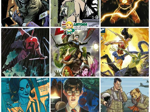 Lançamentos: Panini Comics - DC Comics, Vertigo e Hanna-Barbera